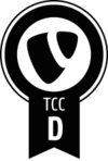 TYPO3 CMS Certified Developer Badge